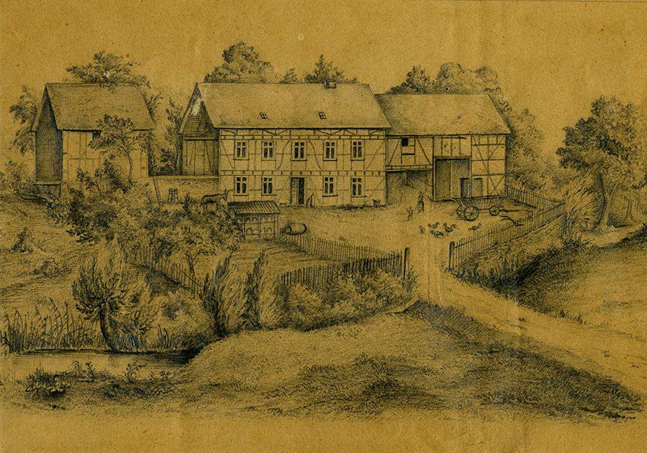 Mühle bei Blasbach