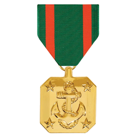 Shameless Self-Promotion: Navy and Marine Corps Achievement Medal (2013)